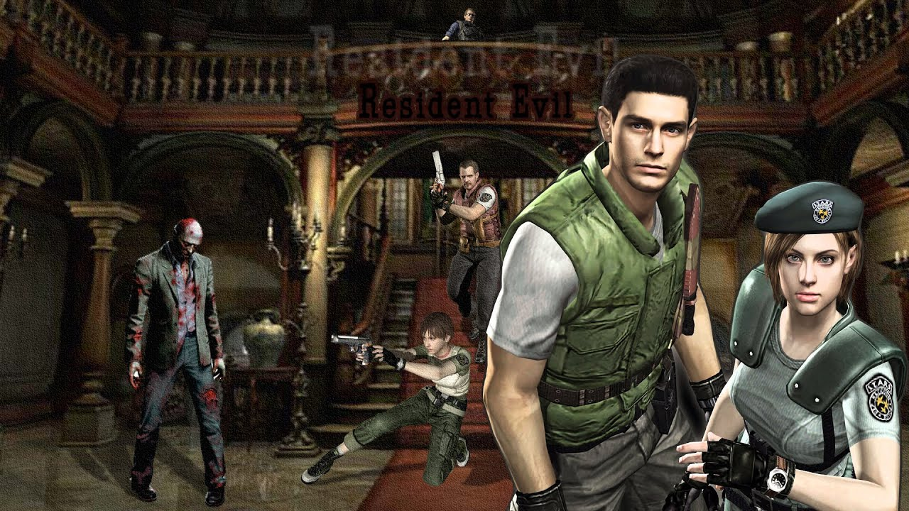 Resident Evil Remastered Trailer Resident Evil Remake