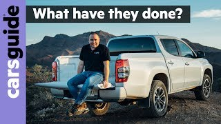 Mitsubishi Triton 2020 review