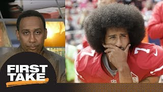 Stephen A.: Colin Kaepernick more preoccupied with being