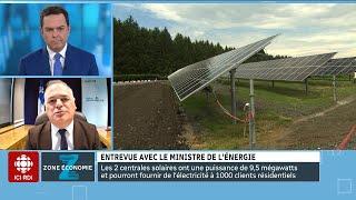 Québec mise sur l'énergie solaire
