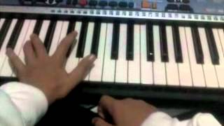 how to play statue- lil eddie (keyboard)