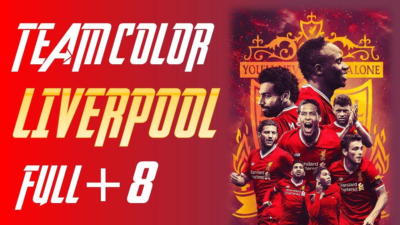 FIFA Online 4 | Team Liverpool +8 Siêu khủng cày nát rank