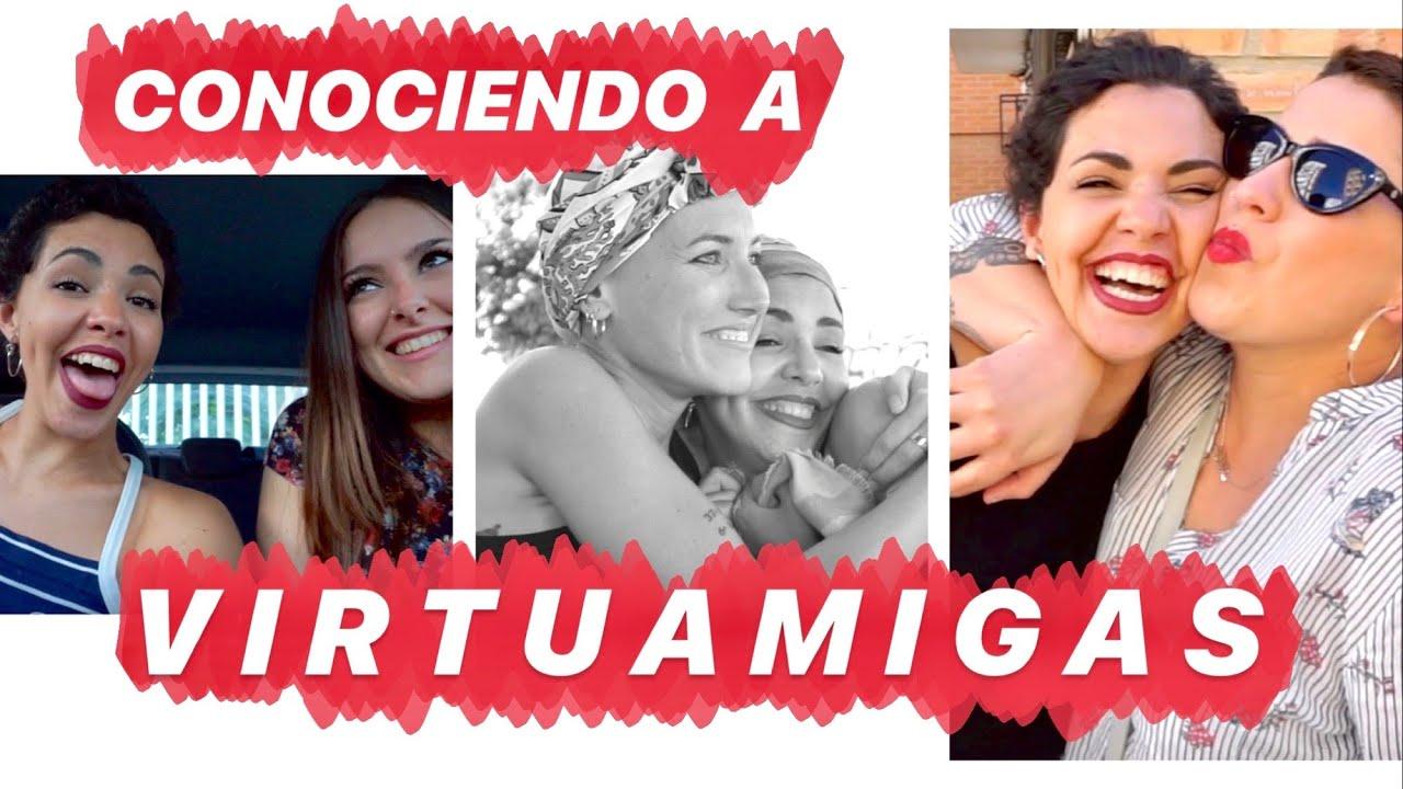 Conociendo a VIRTUAMIGAS   HAGO UN REGALO - Cáncer de Mama - @fatimapareja3