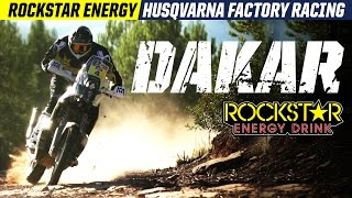 Rockstar Energy Husqvarna Factory Racing - Dakar
