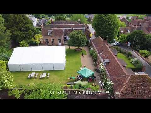 St Martins Priory - Canterbury's Hidden Gem...