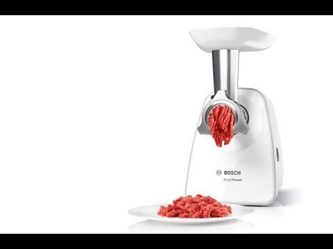Выбираем мясорубку. Обзор Bosch MFW 2520 Smart Power