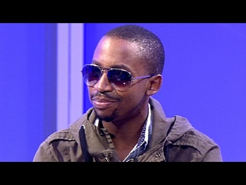 Sandziso Matsebula on his hit song
