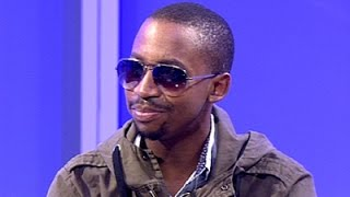 Sandziso Matsebula on his hit song