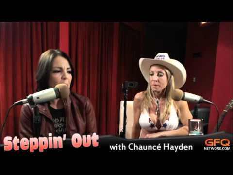 Steppin Out Ep.20 Lori Michaels and the Naked Cowgirl 4-7-11