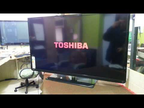 ENTRAR NO MODO DE SERVIÇO TOSHIBA