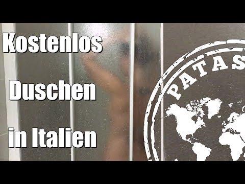 VANLIFEstyle: Kostenlos duschen | Italien Vlog#3