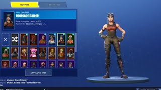 STACKED FORTNITE ACC GIVEAWAY!!