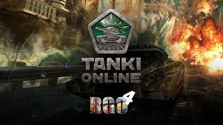'RAPGAMEOBZOR 4. darkBee' - Танки Онлайн