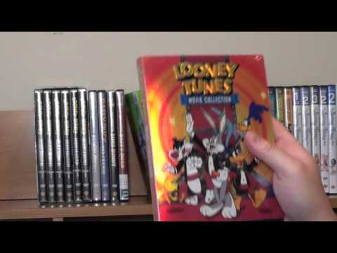 Looney Tunes DVD Collection & Disambiguation 2016