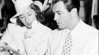 "Stanwyck & Taylor ""One Way Passage"" {1} Radio Performance"