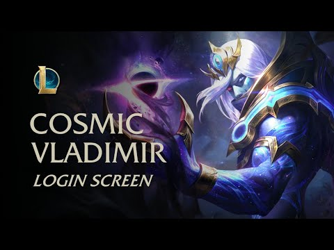 Cosmic Vladimir | Login Screen - League of Legend