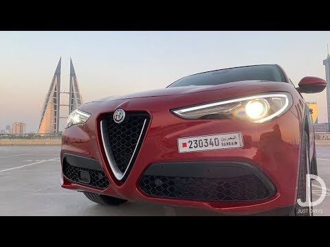 "Alfa Romeo Stelvio ""Veloce"" Edition Review ... Is it any Good ??!!"