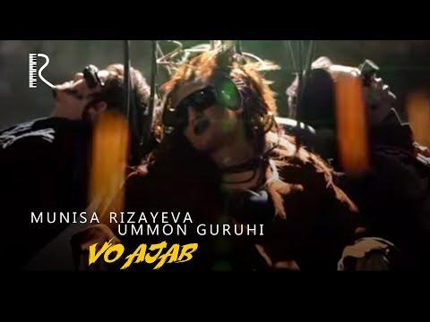 Munisa Rizayeva va Ummon - Vo ajab (Official Music Video)