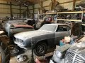 Massive Musclecar Barn Find Cars And Parts Hoard Found In Iowa mp3