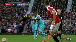 Payet Goal vs Manchester United 1-0