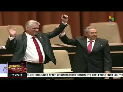 FtS 04-19: Cuba: Miguel Diaz-Canel elected president