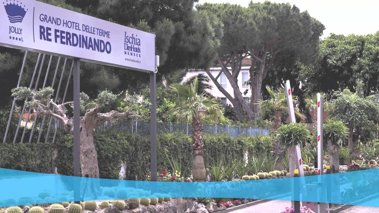 Grand Hotel Delle Terme Re Ferdinando Ischia Porto