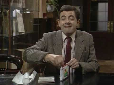 Don't Make a Sound | Funny Clips | Mr Bean Official