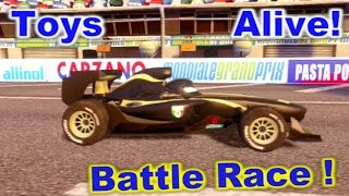 Cars 2: The Video Game ☆ Midnight Francesco ☆ Battle Race on Mountain Run