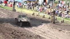 Course dans la boue à Granges sur Vologne 2012