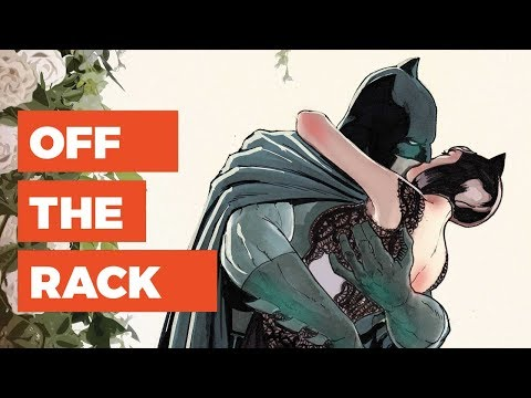 Batman's Marriage and the Death of the Inhumans – Off the Rack