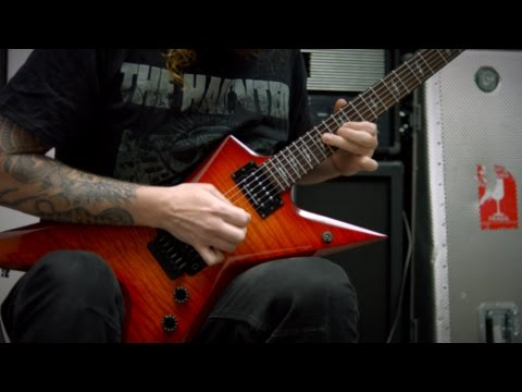 Pantera - Drag the Waters Solo Cover (Ola Englund) UltraHD