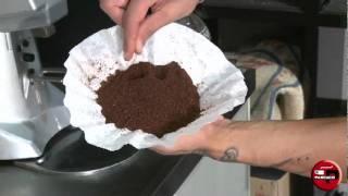 Filter Coffee preparation