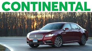 2017 Lincoln Continental Quick Drive | Consumer Reports