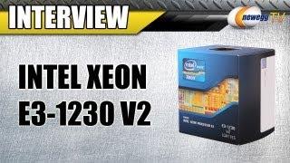 Newegg Tv: Intel Xeon E3-1230 V2 Ivy Bridge Server Build