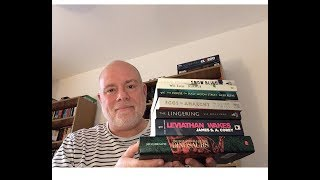 An explanation, a book haul ...and DINOSAURS!