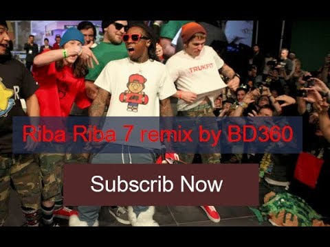 Riba Riba 7 Version remix 2017 by BD360 । Matal Dance Remix । New Dj Riba Riba 7 Version