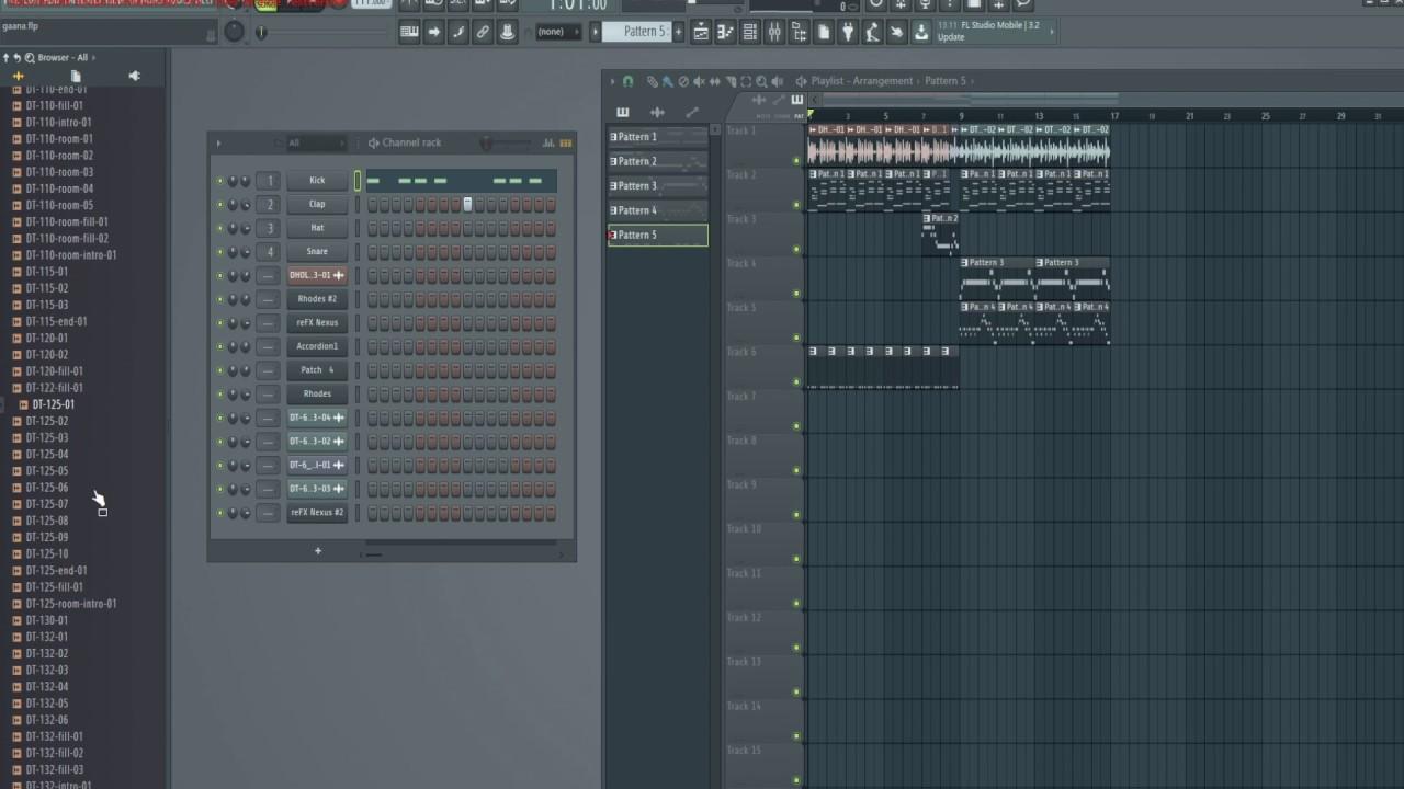 fl studio loops samples free