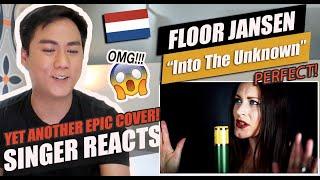 Download Mp3 Floor Jansen Into The Unknown SINGER REACTION