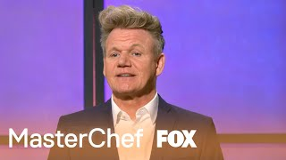 The Judges Give The Opening Speech | Season 9 Ep. 1 | MASTERCHEF