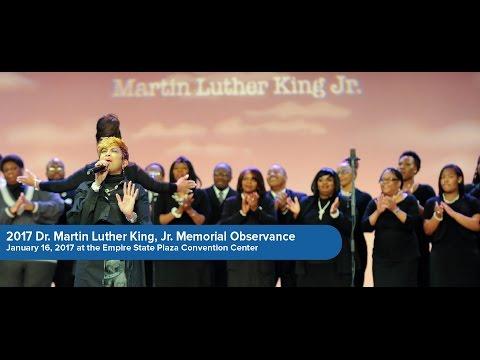 2017 Dr. Martin Luther King, Jr. Memorial Observance