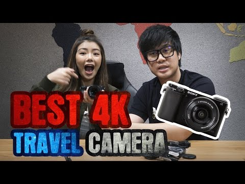 The Best 4K Travel Camera - Sony A6500