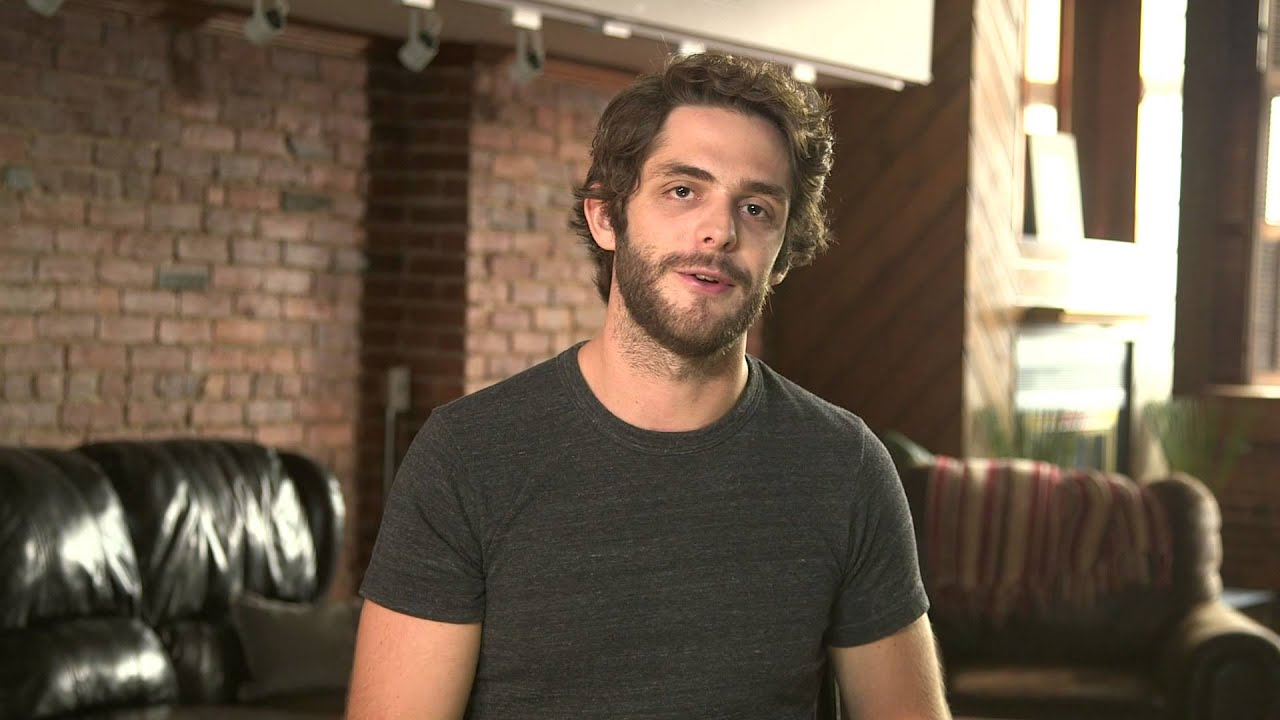 Thomas Rhett — Thank you for all your support.