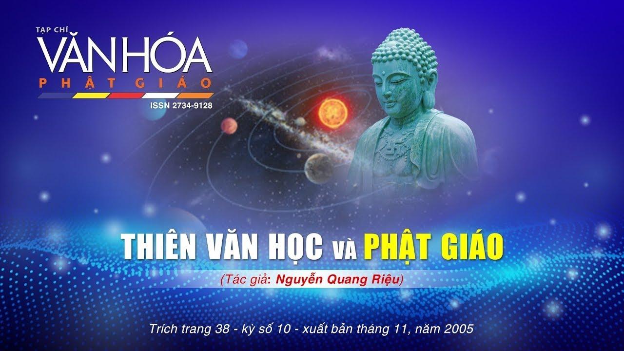 Đọc lại TCVHPG (Tập 34) – Thiên Văn Học Và Phật Giáo
