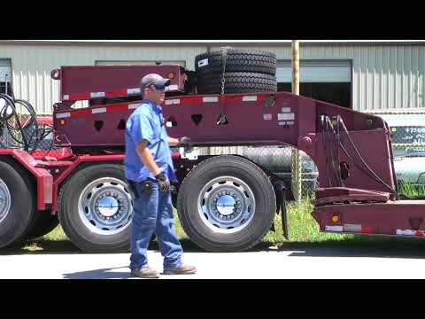 Vessel Moves on Steerable Dollies HD 1