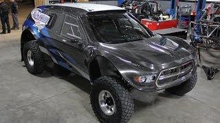 El Martillo Racing Dodge Durango building process v2