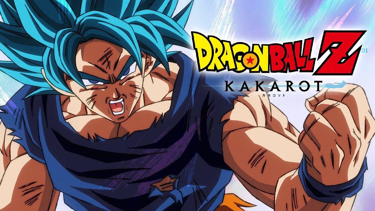 IM LIVE! ALL SUPER SAIYAN BLUE OUTFITS!!!! (New Power Awakens Part 2) Dragon Ball Z Kakarot DLC 2