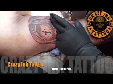 la catrina tattoo mal anders