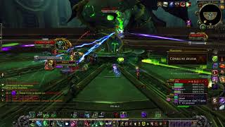 World of Warcraft en el avatar caido