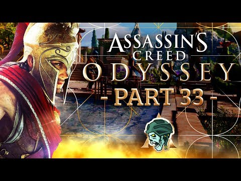 "Assassin's Creed Odyssey Walkthrough - Part 33 ""DRINK UP"" (Let's Play) thumbnail"