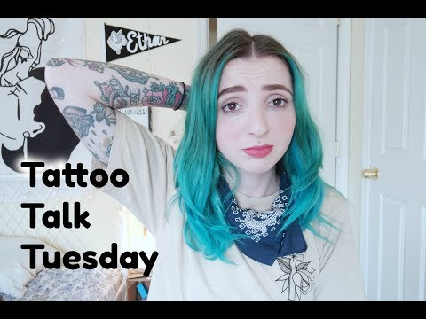 Your Parents don't have to like your Tattoos. Tattoo Talk Tuesday